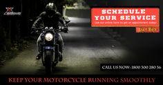 Get your Motorcycle serviced by our experts at X-Torque. Get an appointment now #MotorcycleServiceBangalore #XTorque #Bangalore #triumphbonneville #triumph #ktm #royalenfield #harleydavidson #ktmduke #honda #igersbangalore #yamaha #kawasaki #suzuki #mvagusta #cbr600rr #r6 #s1000rr #bikenight #yzf #yamahar1 #motogp2016 #bikerchick #wheelie #motors #motorsport #2wheelslovers #ducati #moto #motogp