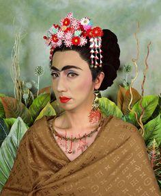 Yasumasa Morimura, An Inner Dialogue with Frida Kahlo, 2001, Alex Daniels - Reflex Amsterdam