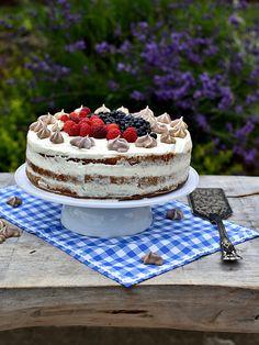 Cooking With Kids, Tiramisu, Cheesecake, Birthday Cake, Ethnic Recipes, Sweet, Food, Cakes, Candy