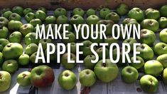 We were given the set of drawers to take to the dump. But it occured to me that if we drilled holes in it it would do very well for a produce store. We have a huge amount of apples to process each year and now we have a smart way to store some of the best ones right through to January.
