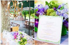 Candélabres pour la décoration de votre mariage - Photo Kate Webber