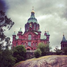 thevandasdiary in Helsinky