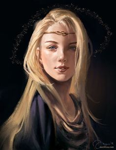 SHARON LE BEV, è la terzogenita di Re Louen Le Bev di Parravon. Fu data in sposa a Hal Rogers per suggellare l'alleanza tra le famiglie. Fervente religiosa, è comune trovarla nella cattedrale circondata dalle sue ancelle mentre pregano in gruppo. E' madre di Serafino e Timothy.