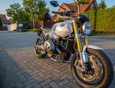 Mein neuer Look - BMW nineT - Umbauten & Customizing - BMW R nineT Forum