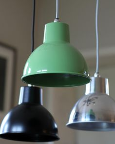 Moccas Industrial Pendant Light - cool