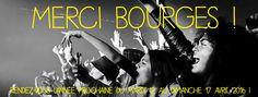 Bienvenue - Le Printemps de Bourges - Rendez-vous du Vendredi 24 au Mercredi 29 Avril pour le Printemps de Bourges 2015 !