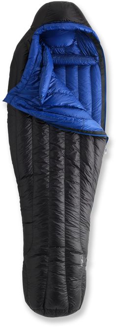 900 fill goose down sleeping bag that weighs under 2 lbs. and packs to a size smaller than a loaf of bread, that's pretty cool Marmot.
