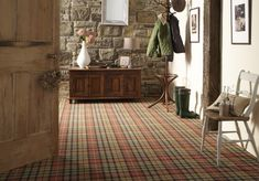 Upgrade your floors with fabulous wool carpets from Wool Solutions Inc. We have stock and custom natural floor coverings available in Norwalk, CT. Bedroom Carpet, Living Room Carpet, Tartan Carpet, Axminster Carpets, Quality Carpets, Architect House, Commercial Interiors, Rugs On Carpet, Home Furnishings