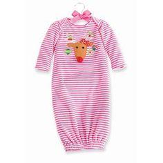 Mud Pie #Reindeer #Sleep #Gown