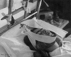 Nickolas Muray_Frida Kahlo in Traction_1940