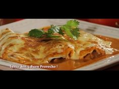 Recipe for Swiss Enchiladas - Ole Mexican foods