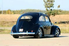 Classic VW - black works for me