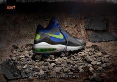 """Size? x Nike Air Max 93 """"Maximum Air Programme"""""""