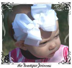 Double Boutique Baby Headband