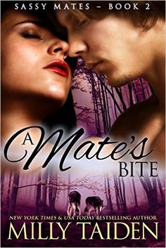 Paranormal romance series with alpha males dating