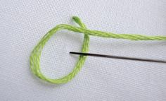 big B: 100 Stitches - scroll stitch
