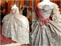 History fabrics: GUIPURE brocade and tapestry. Discussion on LiveInternet - Russian Service Online Diaries
