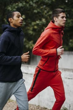 Editorial : Nike Collection Tech Pack Fleece par CyclonesMag