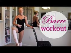 Day 17 Video 1: Cardio Barre Workout For the Best Full-Body Burn Ever | Class FitSugar - YouTube