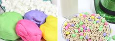 How to make your own Lucky Charms Cereal!