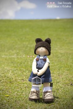 Куклы от Dani Fressato. Обсуждение на LiveInternet - Российский Сервис Онлайн-Дневников