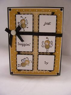 SFYTT Buzzin By by justcrazy - Cards and Paper Crafts at Splitcoaststampers