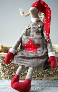 Christmas Tilda Angel