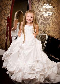 Keepsake Session (My Daughter in my wedding dress) www.facebook.com/magicmomentsphotographyllc