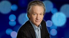 """Comedian Bill Maher (""""Real Time"""", """"Politically Incorrect"""")"""