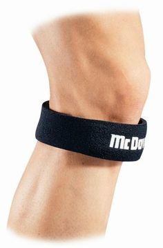 McDavid Jumpers Knee Strap by McDavid. $9.29. Ideal for patellar tendinitis and and Osgood-Schlatter disease, the McDavid™ Jumper's Knee Strap features a VELCRO® brand closure  for graduated compression of your patellar tendon.