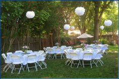 Simple Backyard Wedding Ideas   Homes Town