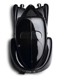1936 Bugatti Type 57S Atlantic. @Deidra Brocké Wallace