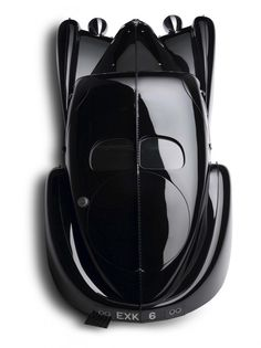 1936 Bugatti Type 57S Atlantic.