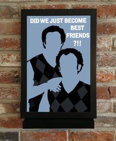 Step Brothers Sweaters Art Print