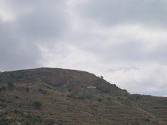 Para este miércoles os dejo esta fotografía de la Peñacaida de nuestro pueblo