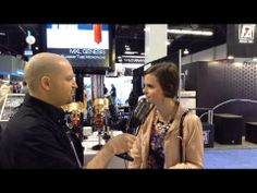 ▶ Tiffany Alvord Interview NAMM 2014 - YouTube