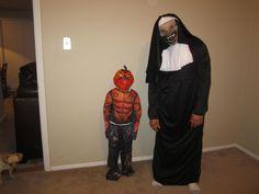 Disfrazados En Halloween 2012 (Foto Aportada Por Nuestro Miembro Luis Barcenas Desde Dallas (Estados Unidos)