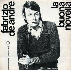 """Fabrizio De Andrè - Il testamento di Tito - La buona novella - 1970    """"forse era stanco, forse troppo occupato"""""""