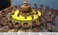 Video: Spinning Chocolate Joy