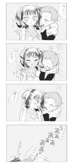 Seven Deadly Sins Anime, 7 Deadly Sins, Happy Birthday Diane, Tenten Y Neji, Seven Deady Sins, Anime Galaxy, Happy Tree Friends, Anime Japan, Cool Sketches