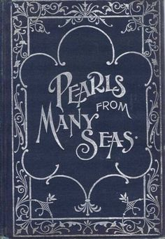 Embossed Front Book Cover. | Victorian