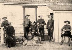 RCMP - Pincher Creek, Alberta - 1895