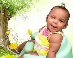 More baby fun... Photo: Chanda
