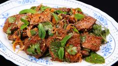 Jump to Recipe·Print Recipe Hi guys! Today I'm going to share one of my favorite Thai beef salad recipe, Nam Tok! So far I had 2 different types of Thai beef… Asian Recipes, Beef Recipes, Cooking Recipes, Ethnic Recipes, Thai Cooking, Cooking Food, Thai Beef Salad, Skirt Steak, How To Cook Steak