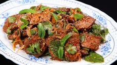 Thai Beef Salad, Nam Tok Recipe
