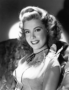 """[ew_brightcove videoid=""""5067053782001"""" pushTop autoPlay] Gloria DeHaven, who starred in a bevy of big-screen musicals during Hollywood's Golden Age, has died. She was 91.  The actress' agent told Reuters that she died Saturday in hospice care in Las Vegas, after suffering a stroke a few months ago."""