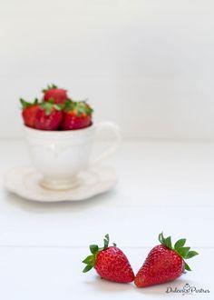 Foto de fresas - Dulcespostres.com