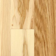 BELLAWOOD - 3/4 x 5 Matte Hickory Natural