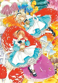 Manga Anime, Anime Kiss, Anime Couples Manga, Cute Anime Couples, Manga Art, Anime Art, Clear Card, Cardcaptor Sakura, Magical Girl