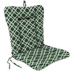Jordan Manufacturing Outdoor Euro Style Cushion, Kent Crossing Hunter, Beige